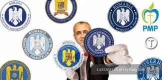 Daniel Tecu și folosirea stemei naționale în interes privat