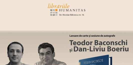 Teodor Baconschi și Dan - Liviu Boeriu - Anatomia ratării, tipuri și tare din România postcomunistă