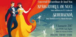 Fundatia Calea Victoriei - Concert Extraordinar de Anul Nou - Tiberiu Soare si Symphactory Orchestra