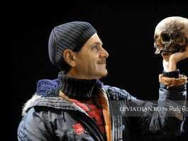 Liviu Dragnea Craniu Hamlet