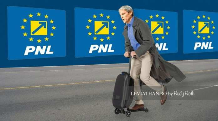 Dacian Cioloș ultima zi în guvern