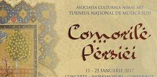 Turneul National muzică sufi Comorile Persiei
