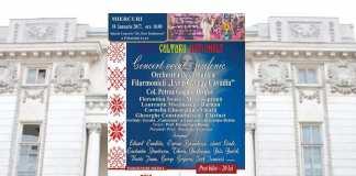 concert braila palatul lyra ziua culturii nationale
