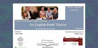 six english poets diaries