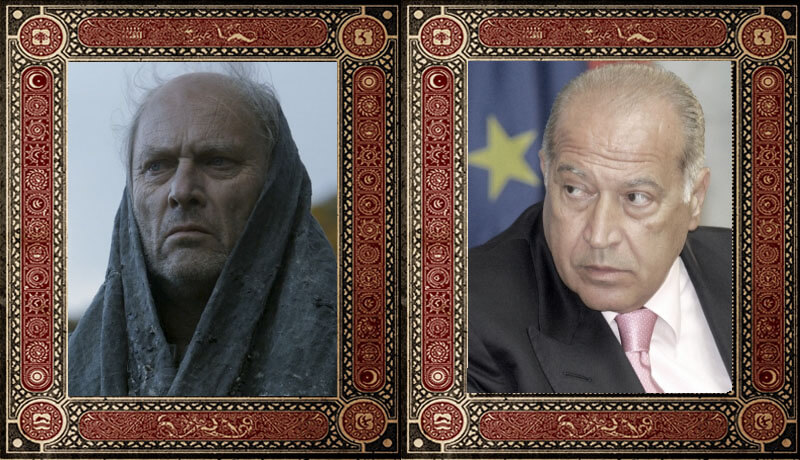 Balon Greyjoy Dan Voiculescu Game of Thrones Politicieni Romani