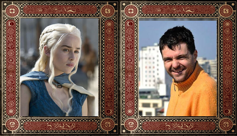 Daenerys Targaryen Nicusor Dan Game of Thrones Politicieni Romani