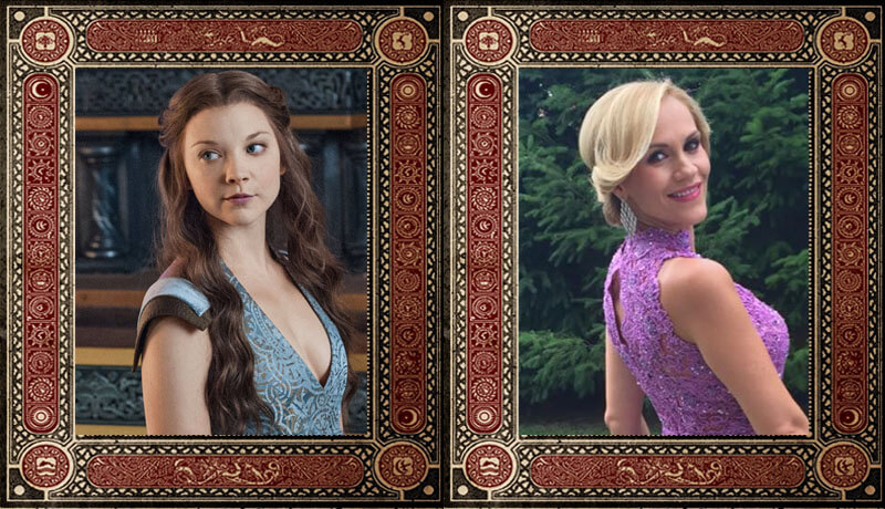 Margaery Tyrell Gabriela Vranceanu Firea Game of Thrones Politicieni Romani