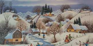 O zi de iarna - Mariana Mihut