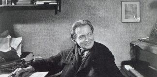 George-Enescu Paris 4 iunie 1954