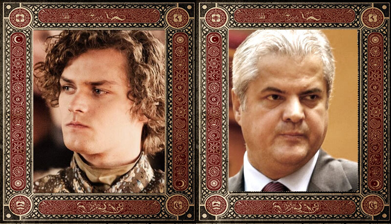 Loras Tyrell Adrian Nastase Game of Thrones Politicieni Romani