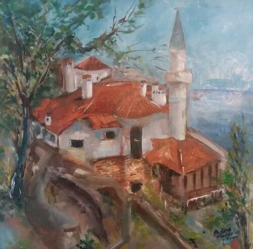 Castelul de la Balcic