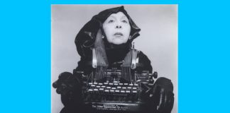 Geta Bratescu Doamna Oliver în costum de calatorie