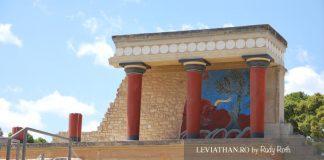 Ansamblul minoic de la Knossos