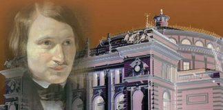 Scene din viata lumii mari Gogol Pusa Roth