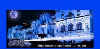 noaptea muzeelor muzeul cotroceni