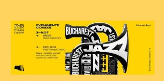 ARCUB_Bucharest Jazz Festival #6 - Evenimente conexe
