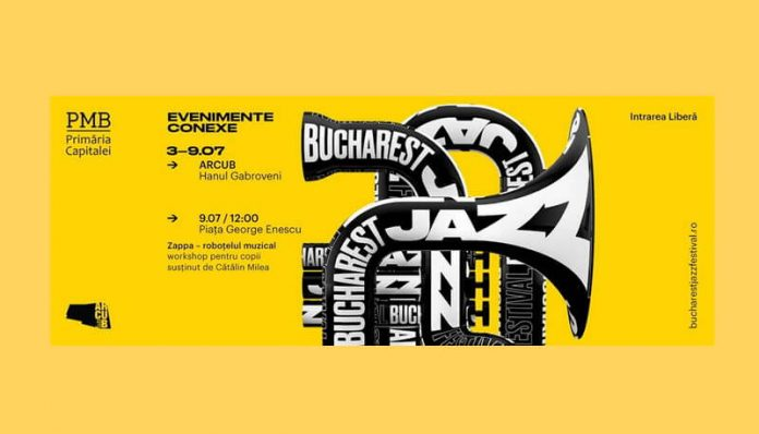 ARCUB_Bucharest Jazz Festival #6 - Evenimente conexe
