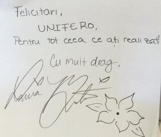Laura_BRETAN_Mesaj_pt_UNIFERO