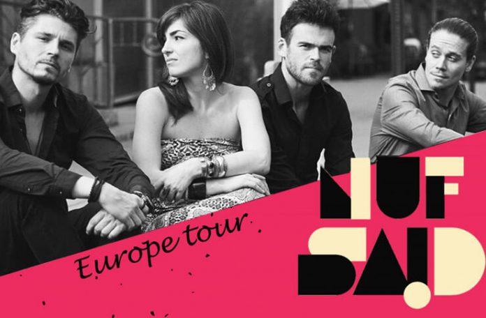 Nuf Said jazz soul funk music Europe Tour