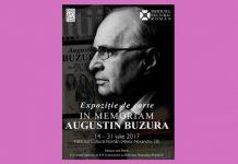 expozitie in memoriam augustin buzura icr