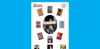 lansare carte scop umanitar