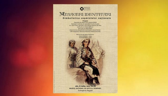 mesageri identitari vesminte nationale expozitie