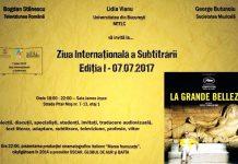 ziua internationala a subtitrarii