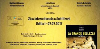ziua internationala a subtitrarii
