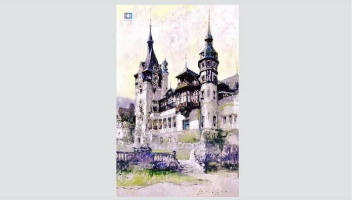 """© Vitalie Butescu, """"Castelul Peleș"""""""