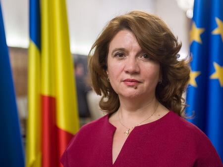 Andreea Păstârnac, Ministrul pentru Românii de Pretutindeni