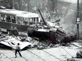 August 1968 la Praga