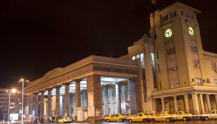 Gara de Nord, București