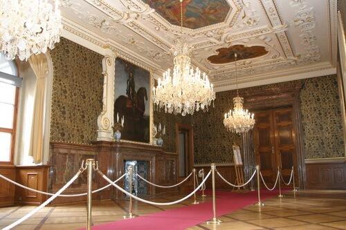 Interior Palatul Valdsteijn