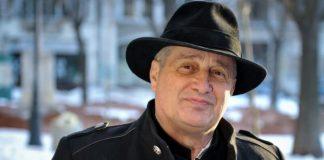 Mircea Dinescu. Sursa foto ICR Tel Aviv
