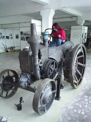 Muzeul agriculturii Dana Fodor mateescu Razvan Mateescu