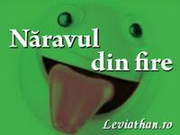 Năravul din fire logo rubrica leviathan.ro