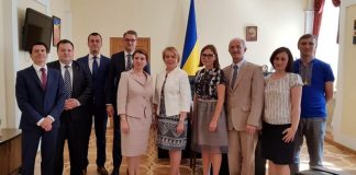 vizita ucraina andreea pastarnac Sursa foto Ministerul pentru Românii de Pretutindeni