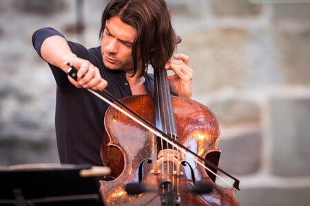 """Gautier Capucon. Sursa foto. site-ul Festivalului """"Enescu"""""""