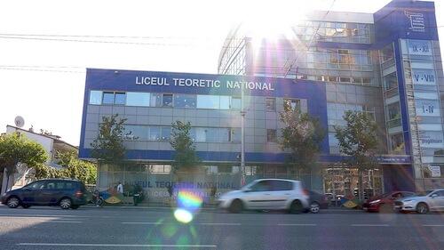Liceul Teoretic National București