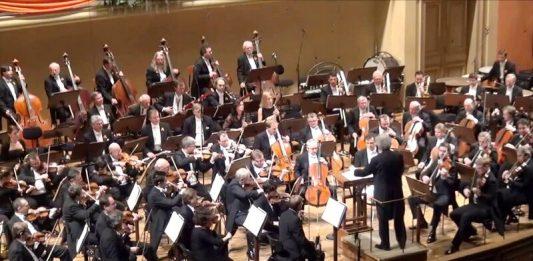 Orchestra Filramonicii Cehe. Foto Youtube