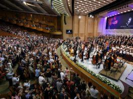 Orchestra Română de Tineret. Foto Virgil Oprina