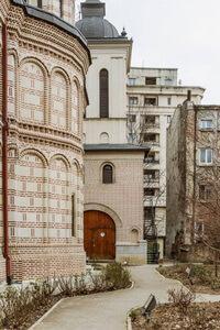 Biserica Mihai Vodă din București