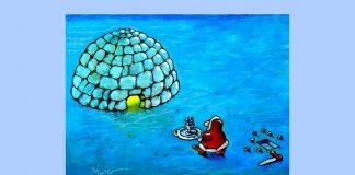Caricatură de George Licurici
