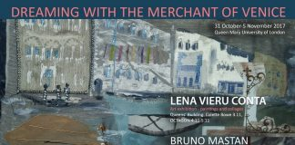 Dreaming with the Merchant of Venice