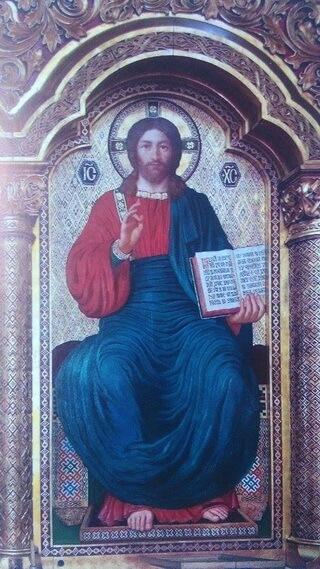 Iisus Hristos, Catedrala Mitropolitană din Sibiu