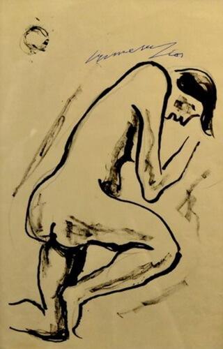 Ion_Irimescu Nud
