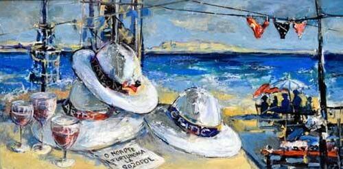"""Mihail Gavril, """"Pălării"""""""