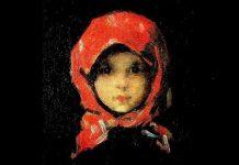 "Nicolae Grigorescu, ""fetița în roșu"""