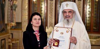 Patriarhul Daniel Daniela Sontica