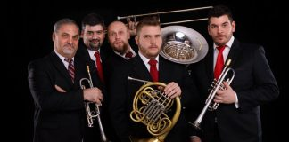 Sergiu Cârstea și Busina Brass Quintet la Ierusalim și Raanana